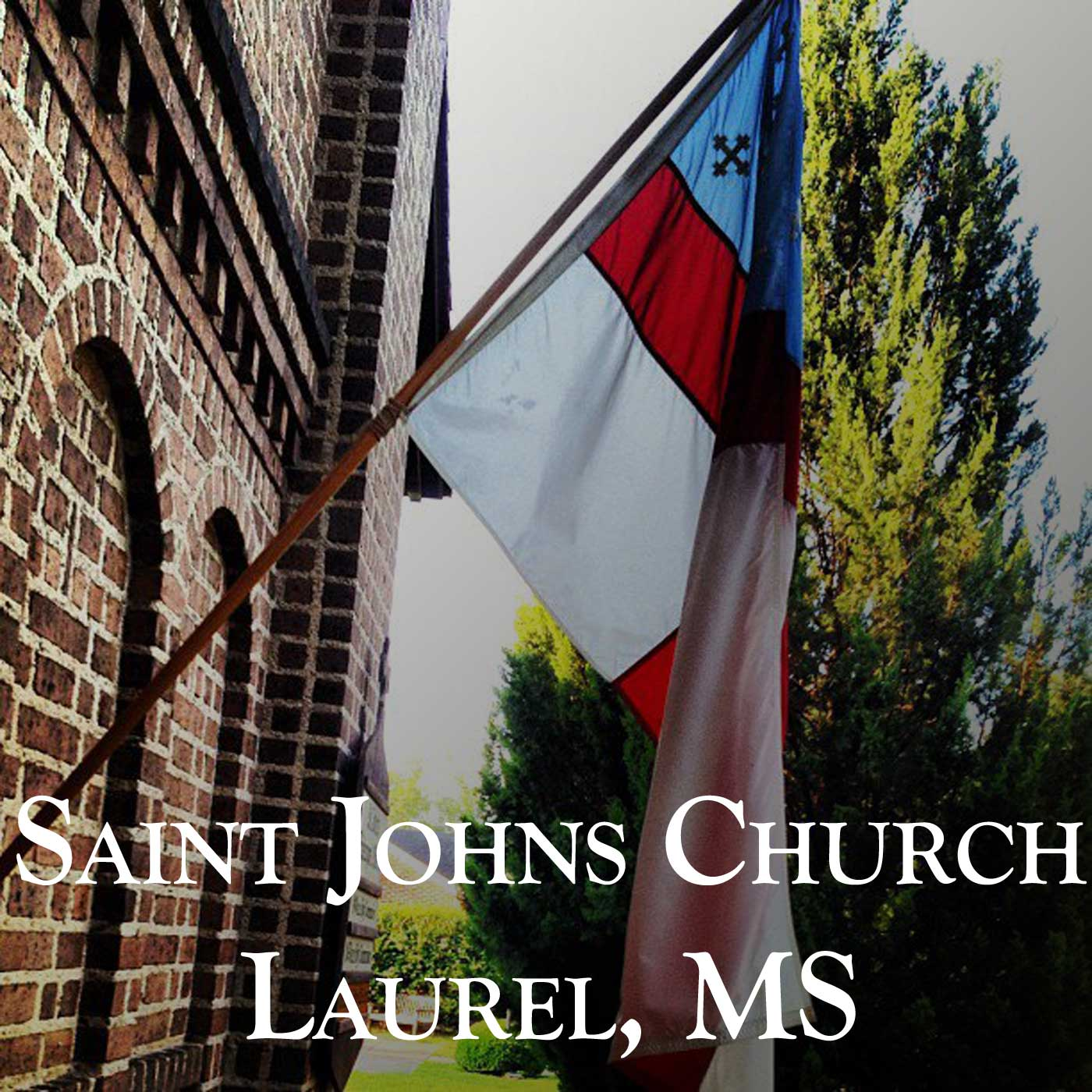 Sounds from Saint John's Episcopal Church, Laurel MS